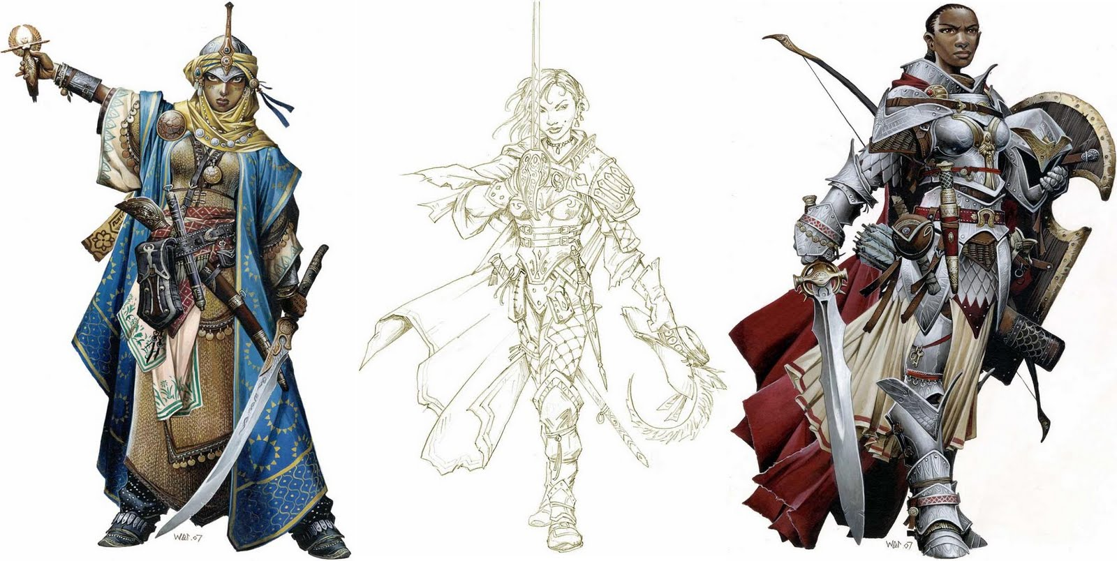Pathfinder Female Related Keywords & Suggestions ...