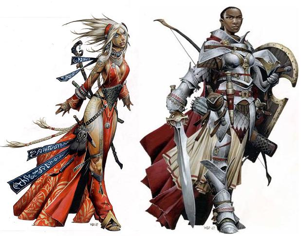 Paizo: Thanks for not being full of race fail, but… | Go