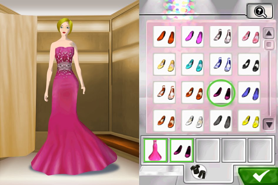 Fashion Design Games For Girls Entertainment Zone