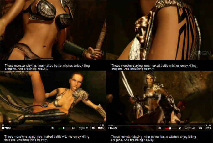 Fucking Hearts Duke Nukem Forever Girls Naked