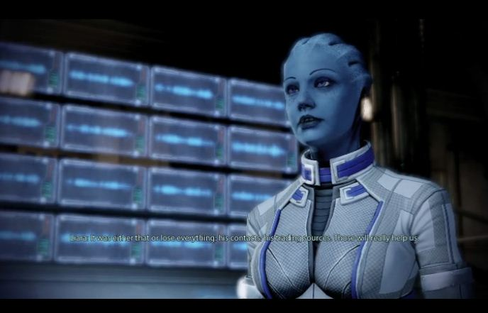 Mass effect liar a shadow broker investment haitou investment management