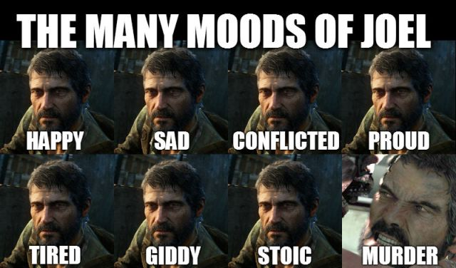 Man of many emotions