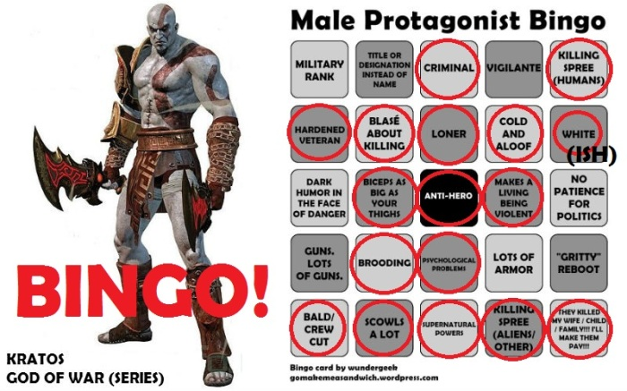 Bingo-Kratos