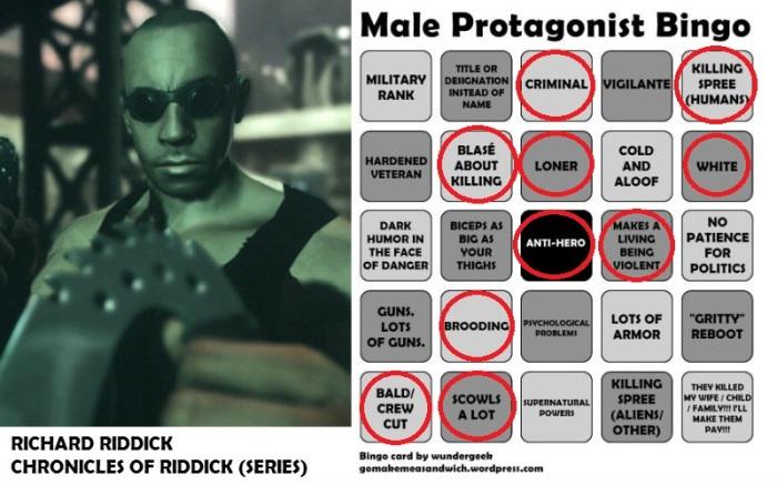 Bingo-Riddick