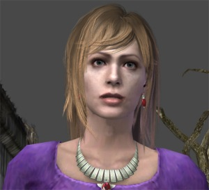 Alexia/Alfred Ashford from Resident Evil