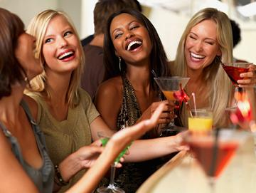 These stock photo women are laughing because misandry is HILARIOUS.