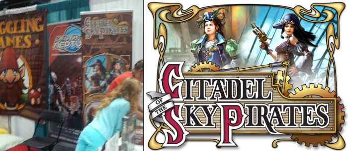 Citadel of the Sky Pirates