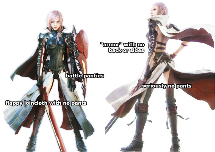 lightning default outfit