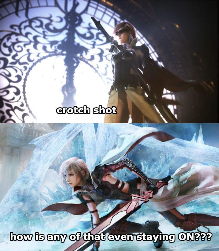 Opening cutscenes