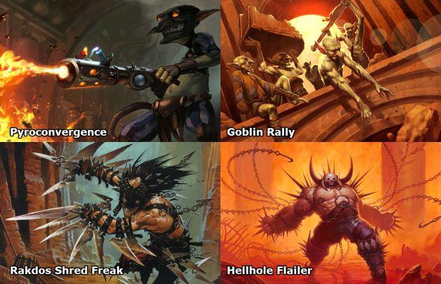 goblins and weirdos