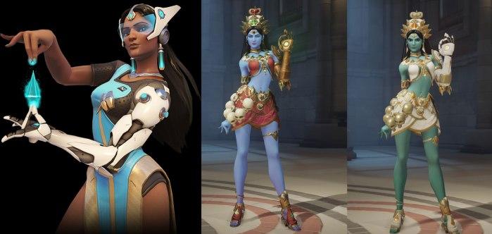 Symmetra-goddess